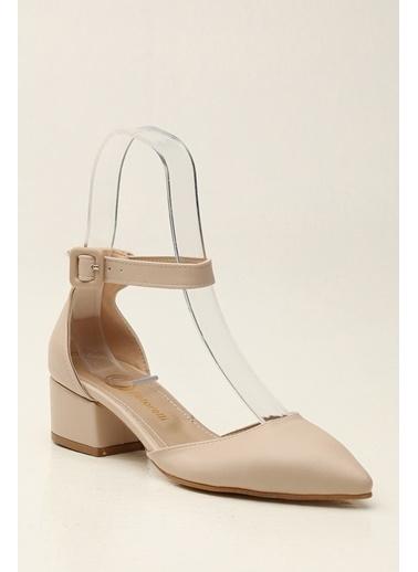 Violetta Shoes Ayakkabı Ten